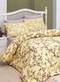 Belenay Çift Kişilik Uyku Seti Sarı